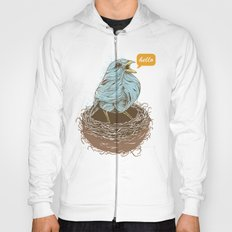 Twisty Bird Hoody