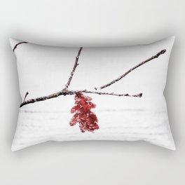 Determined Rectangular Pillow