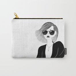Black Shades Carry-All Pouch