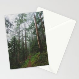 The Gorge - Pacific Crest Trail, Oregon Stationery Cards