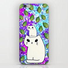 cats-425 iPhone & iPod Skin