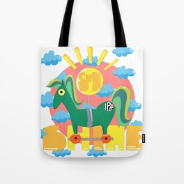 Sunshine! Tote Bag