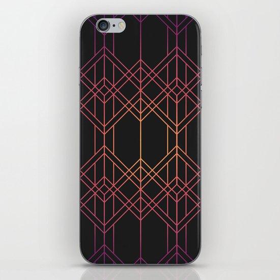 Gradient Pattern iPhone & iPod Skin