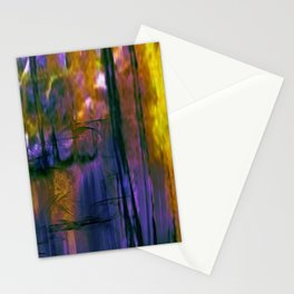 Fire In The Night Stationery Cards