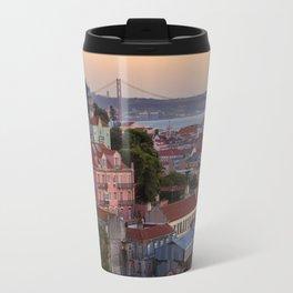 LISBON 06 Travel Mug