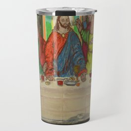 La Ultima Cena Travel Mug