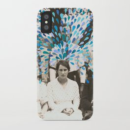 There She Goes Again iPhone Case