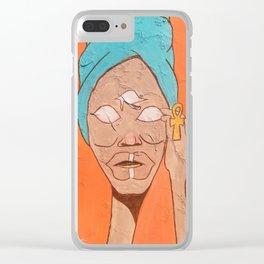 Baduizum Clear iPhone Case