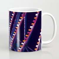 broadway Mugs featuring Broadway by Mistflower