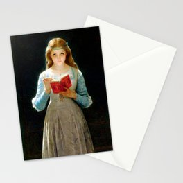 "Pierre Auguste Cot ""Ophelia"" Stationery Cards"