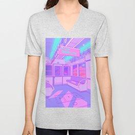 Dream City Unisex V-Neck