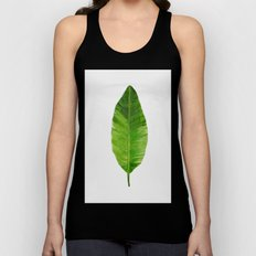 Banana Leaf Unisex Tank Top