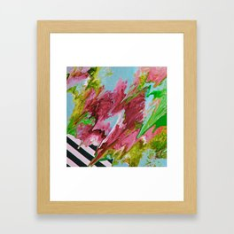I Like Your Flair 4 Framed Art Print