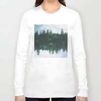lake Long Sleeve T-shirts featuring lake by cOnNymArshAuS