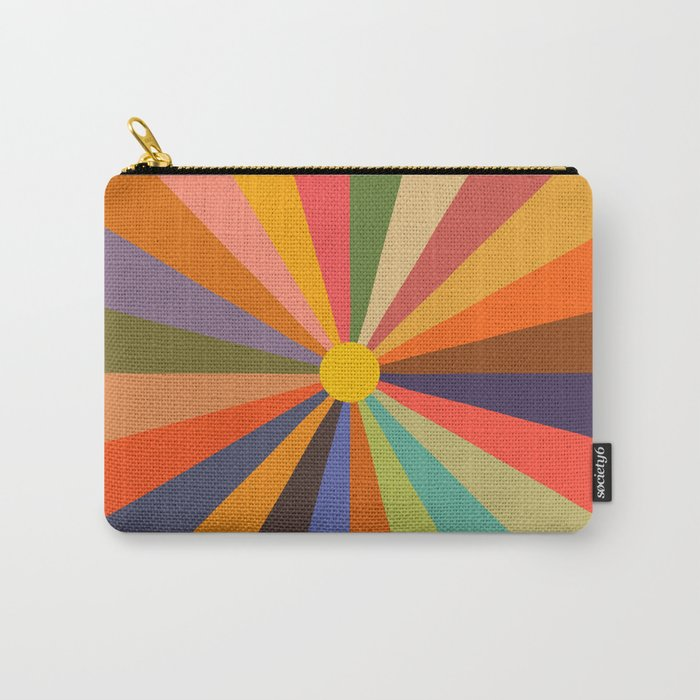 Sun - Soleil Carry-All Pouch