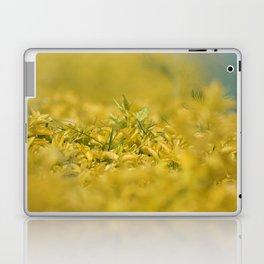Yellow, Yellow, Super Fellow Laptop & iPad Skin
