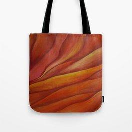 Mars Sunset Tote Bag