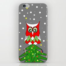 Tree Top Owl iPhone & iPod Skin