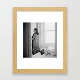 Voyeur Framed Art Print