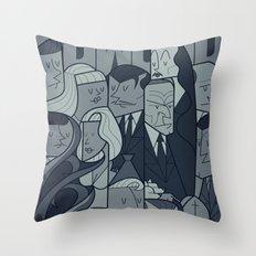 Ed Wood Throw Pillow