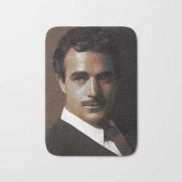 Hollywood Classics, Gilbert Roland, Actor Bath Mat
