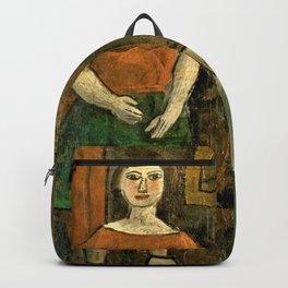 Figuras - Joaquin Torres Garcia Backpack