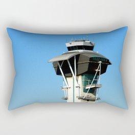 Control Tower Rectangular Pillow