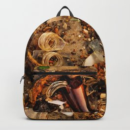 Broken. Backpack