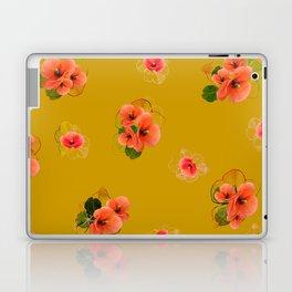 Flower carpet 16 Laptop & iPad Skin