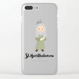 St Bartholomew Day Massacre Reformation Clear iPhone Case