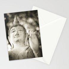 Buddha in Sukhothai Stationery Cards