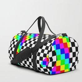 Square Dancers Duffle Bag