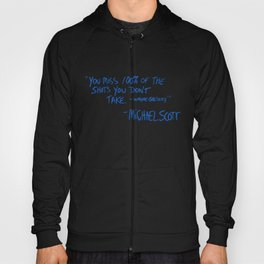 The Office Quote Hoody