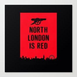 North London Canvas Print
