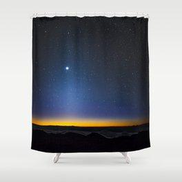 Stars in Hawaii Shower Curtain