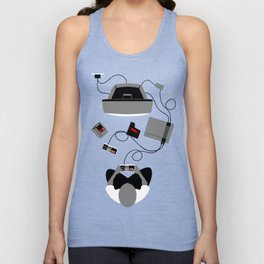Lemme Find a Save Point Unisex Tank Top