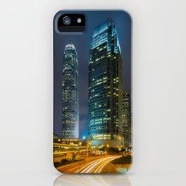 HONG KONG 25 iPhone Case