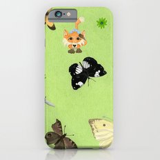 Butterfly watching Slim Case iPhone 6s