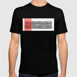 Four sides of a box (ii) T-shirt