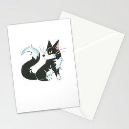 Tuxedo Stationery Cards