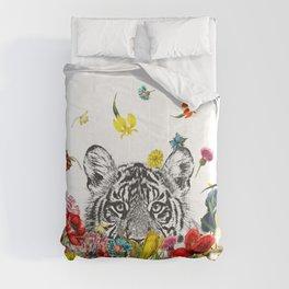 Happy Tiger Comforters