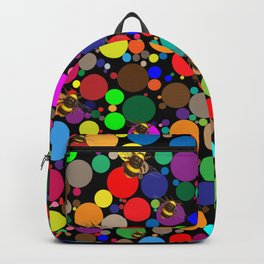 Happiness Is Backpack