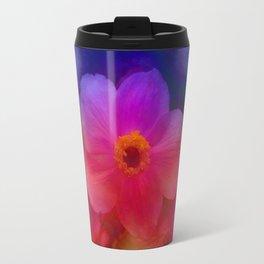 Rainbow Anemone Travel Mug