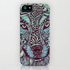 Wolf (Lone) iPhone SE Slim Case