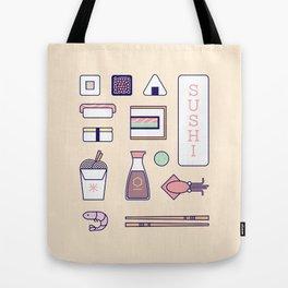Sushi Time Tote Bag