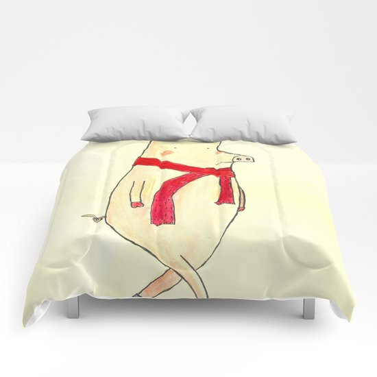Mr. Red Comforters
