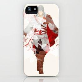 Assassins Creed: Ezio Auditore da Firenze iPhone Case