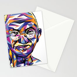 Legend of the fall – Ghandi Stationery Cards