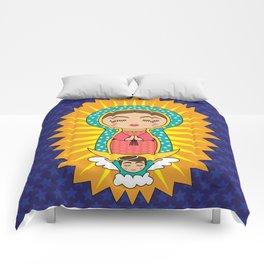 La Virgen de Guadalupe Comforters