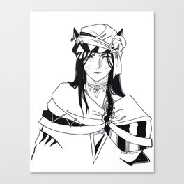 Ama'drien Amaro Canvas Print